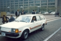 THE 8TH INTERNATIONAL ELECTRIC VEHICLE SYMPOSIUM - EVS 8, WASHINGTON, DC, USA (20-23 OCTOBER 1986) - FORD ESCORT EV1